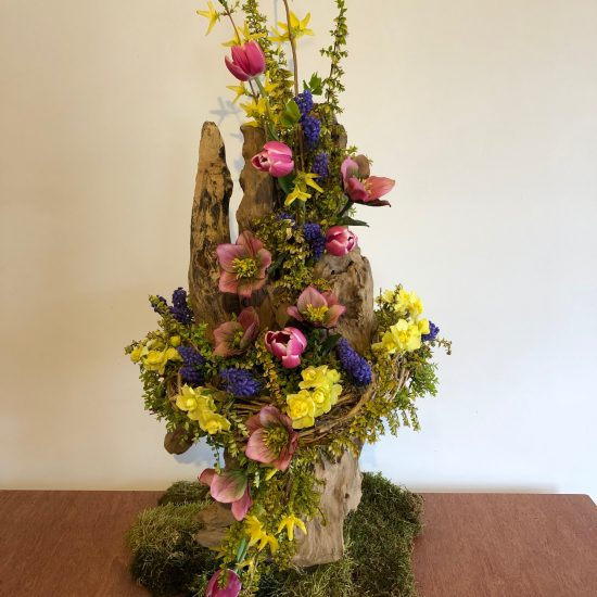 """Winners of Home Counties Area Virtual Show """"A Joy of Springtime"""""""