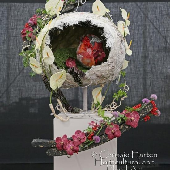Natures Sculpture's – NAFAS Exhibits Chelsea 2021- GOLD Medal winners